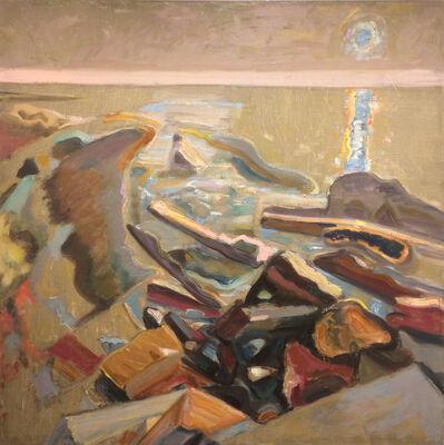 Bernard Chaet, 'Pink Horizon', 1989