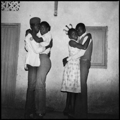 Sanlé Sory, 'Deux couples dansant le blues', 1979