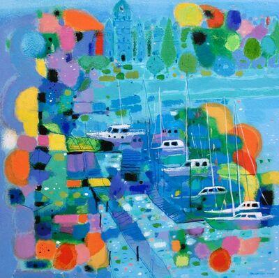 Hashim Hannoon, 'Victoria Harbour'