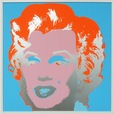 Andy Warhol, 'Sunday B. Morning Marilyn Monroe Suite', 1980