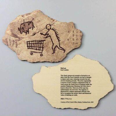 "Banksy, '""PECKHAM ROCK""', 2018"