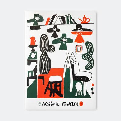 Soeren Behncke, 'Académie Moderne', 2018