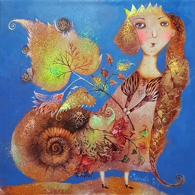 Anna Silivonchik, 'Spring Beauty ', 2021