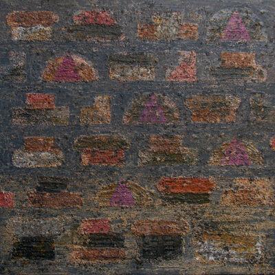 Vicente Rojo, 'Códice abierto I', 1992