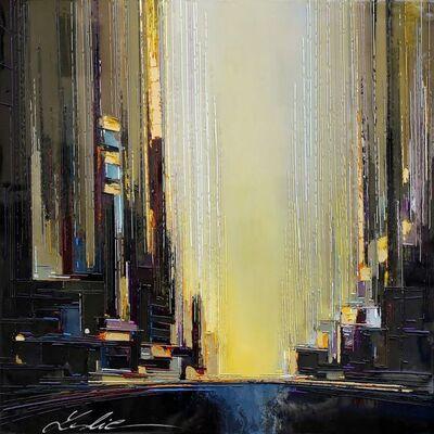Leslie Berthet Laval, 'Urban city 2', 2019