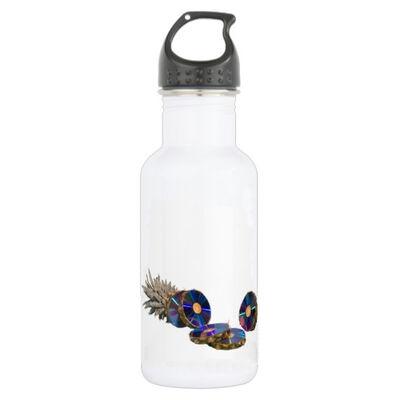 Sara Clarken, 'Transparent Pineapple Water Bottle', 2016