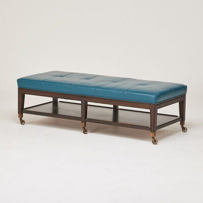Style of Dunbar, 'Long bench', 1960s