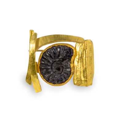Nancy Michel, 'Golden Arch of Gold', ca. 2016