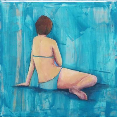 Carolina Convers, 'Turquoise Castaway', 2019