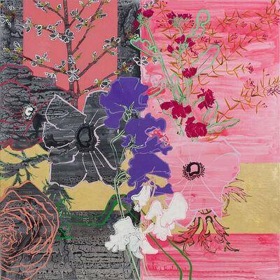 Robert Kushner, 'Anemone Bouquet ', 2019