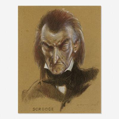 Everett Shinn, 'Scrooge', 1938