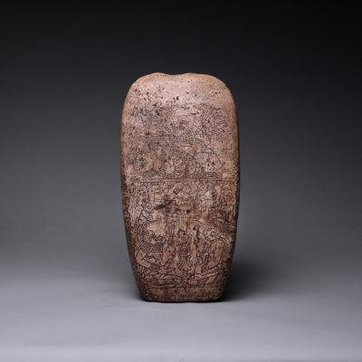 Unknown Pre-Columbian, 'Mayan Stone Ceremonial Celt', 500-900