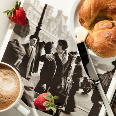 Anastasia Samoylova, 'Breakfast with Robert Doisneau, 1950', 2017
