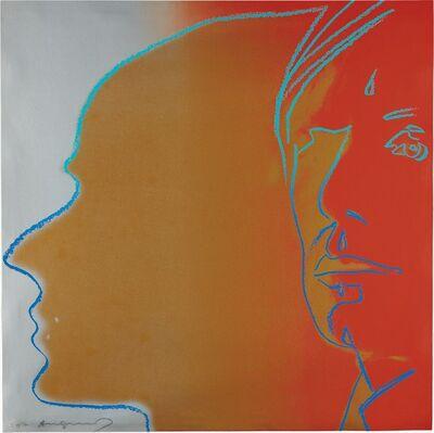 Andy Warhol, 'The Shadow (F. & S. IIB. 267)', 1981