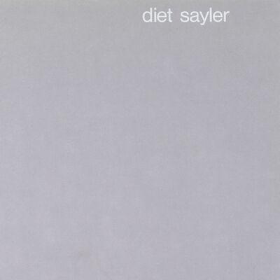 Diet Sayler, 'vier linien (four lines) ', 1978/1983