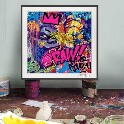 Richard Orlinski, 'Raw! Pink Edition', 2021