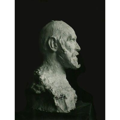 Auguste Rodin, 'Buste d'Eugène Guillaume', 1903