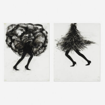 Cathy Daley, 'Untitled (two works)', 2008