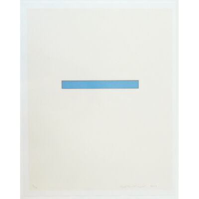 Tim Litzmann, 'Untitled, Blue', 2003