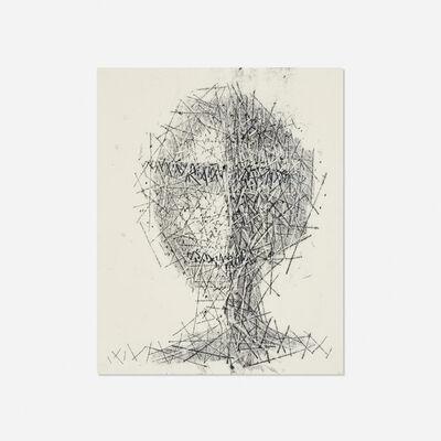 Harry Bertoia, 'Untitled (Monotype)', c. 1950