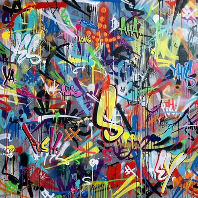 Martin Whatson, 'Scribble (Large)', 2020