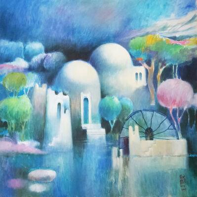 Nouri Al Rawi, 'Untitled', 2003