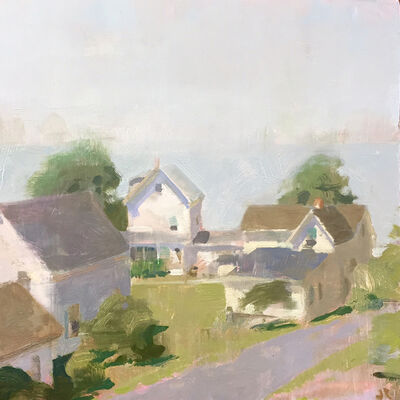 Jon Redmond, 'Lifting Fog', 2017