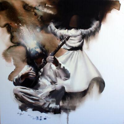Hossein Irandoust, 'Musician & Darvish', 2020