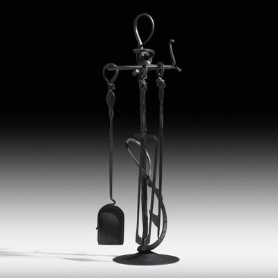 Albert Paley, 'Forged Fireplace Tools', 2006