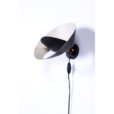 Serge Mouille, 'Saturne - Wall lamp', 1957