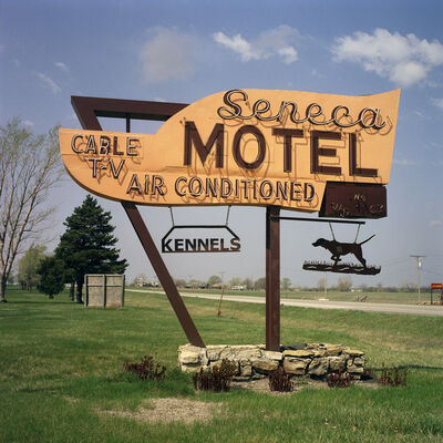 Steve Fitch, 'Seneca, Kansas; April', 2005