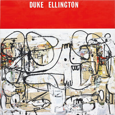 George Condo, 'Duke Ellington', 1999