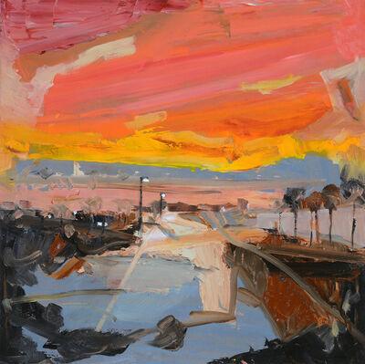 Simon Andrew, 'Urban Sunset', 2017