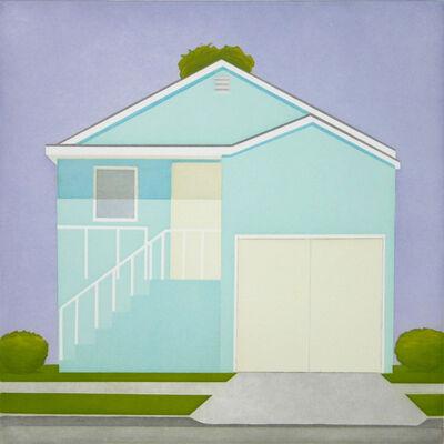 Salomón Huerta, 'Untitled (Blue House) ', 2001