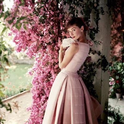 Norman Parkinson, 'Audrey Hepburn, Rome 1955', 1955