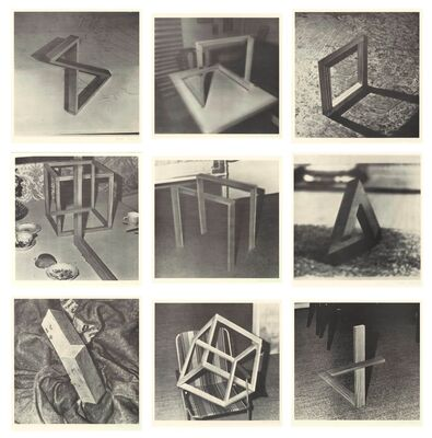 Gerhard Richter, 'Neun Objekte', 1969