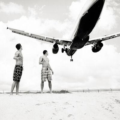 Josef Hoflehner, 'Jet Airliner #27'