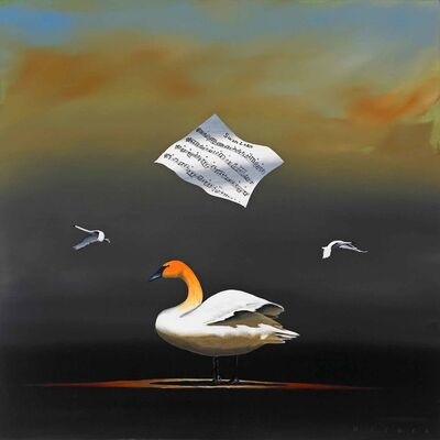 Robert Deyber, 'The Swan Song ', 2007