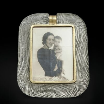 Barovier & Toso, 'A picture frame', 1930s
