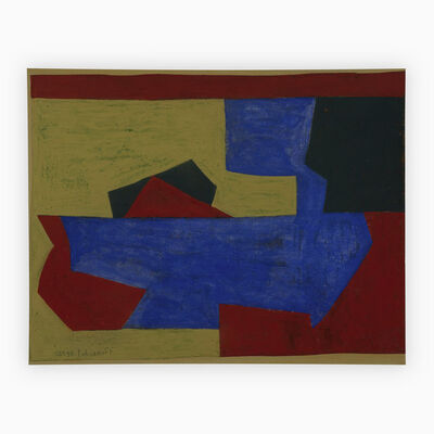 Serge Poliakoff, 'Composition No. C', 1952