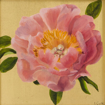 Nicola Currie, 'Coral Peony', 2019