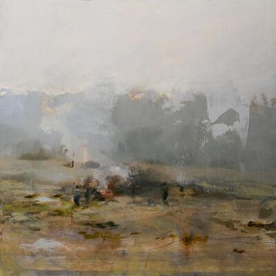 Alex Kanevsky, 'Burning of Leaves', 2015