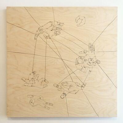 Brian Mallman, 'Still Connected 6', 2017