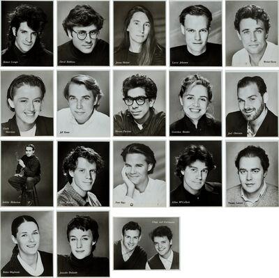 David Robbins, 'Talent', 1986-87