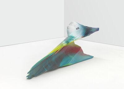 Katharina Grosse, 'Untitled', 2017