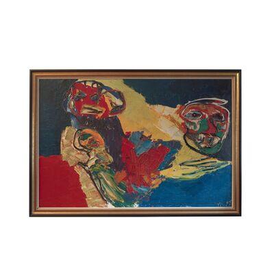 Karel Appel, 'Angry Landscape', 1967