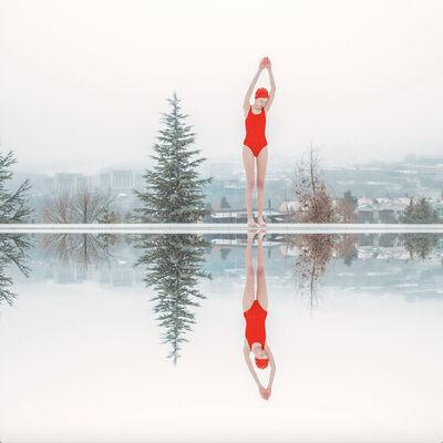 Maria Svarbova, 'Border II, Horizon', 2018