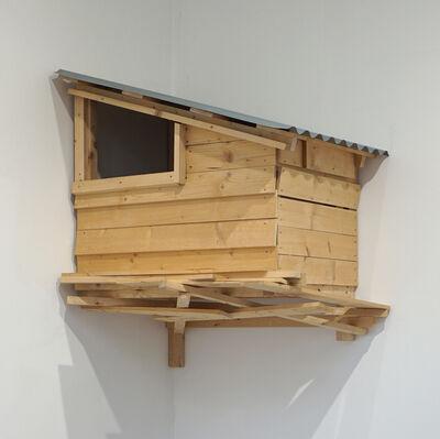 Tadashi Kawamata, 'Tree Hut St Denis no 6', 2016