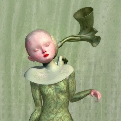 Ray Caesar, 'Distant Thunder', 2008