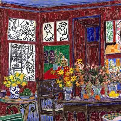 Damian Elwes, 'Matisse's Studio, Vence', 2005-2016